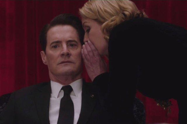 Aktorzy grający z serialu Davida Lyncha mają zakaz rozmawiania między sobą o swoich rolach.