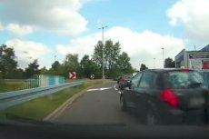 Tym razem drogowa karma dogoniła szeryfa polskich dróg szybciej niż można było się tego spodziewać.