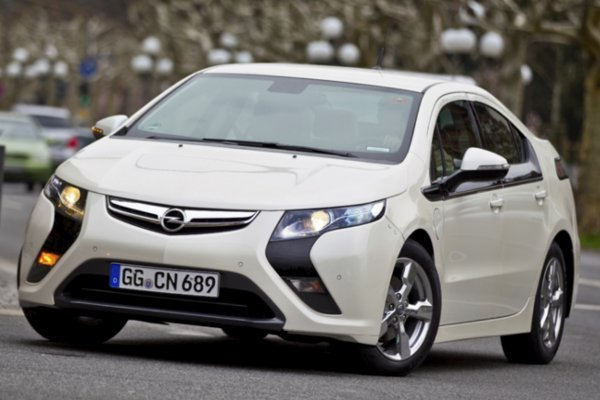 Opel Ampera - ceny od 208450 zł