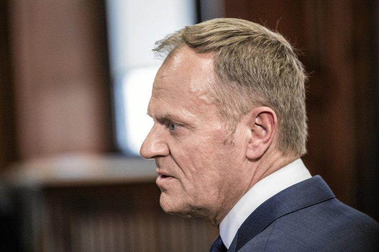 Donald Tusk zabrał głos w sprawie narastających napięć na tle historycznym pomiędzy Polską a Ukrainą.