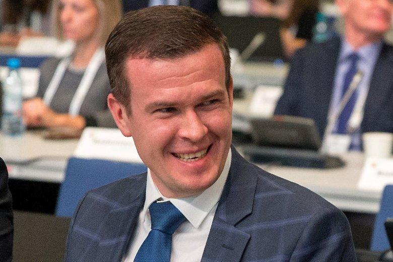 Witold Bańka oficjalnie został szefem Światowej Agencji Antydopingowej.