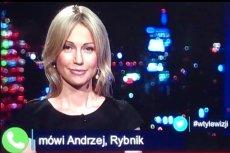 """Do Magdaleny Ogórek zadzwonił Andrzej z Rybnika i kazał """"odebrać graty""""."""