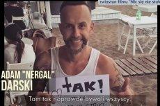 """Zatokę Sztuki wspierał m.in. Adam """"Nergal"""" Darski."""