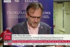Józef Pinior zatrzymany przez CBA. Prokurator w emocjach.