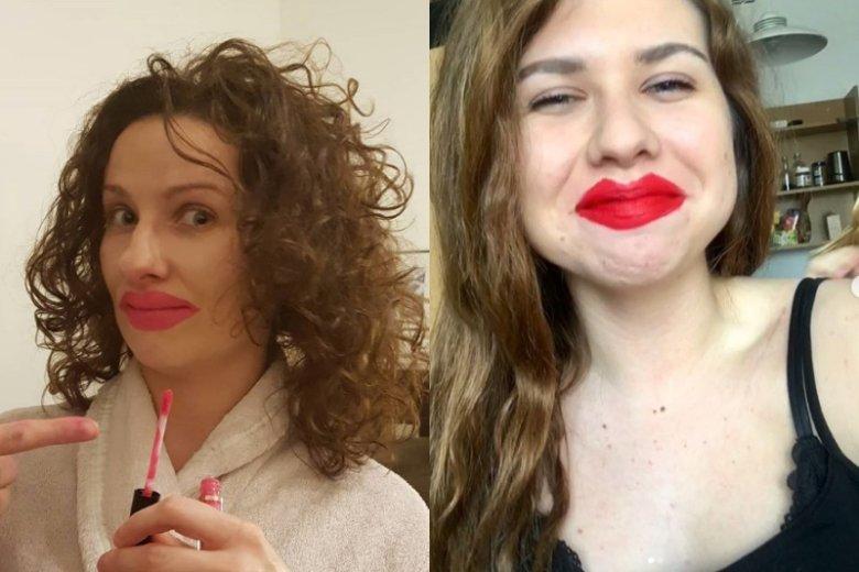 Na Instagramie można znaleźć coraz więcej zdjęć inspirowanych tutorialem Nosowskiej