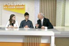 Antoniego Macierewicza przepytywały dzieci na antenie Telewizji Republika