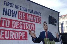Guy Verhofstad rozpoczął kampanię wymierzoną w premiera Węgier.