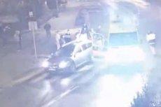17-letnia dziewczyna, która wybiegła przed samochód w Tomaszowie Lubelskim, cudem uniknęła śmierci.