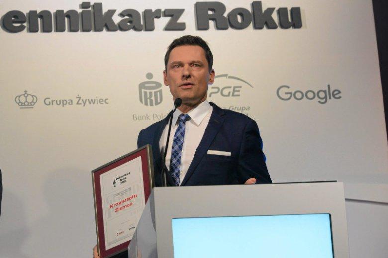 Pojawiły się kolejne doniesienia o tym, że Krzysztof Ziemiec niezbyt poważa zawód, jaki wykonuje.