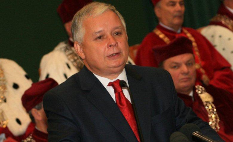 Radni PO i SLD nie chcą, by zmienić nazwę Al. Planu 6-letniego na Al. Lecha Kaczyńskiego. Teraz sprawą zajmie się wojewoda.
