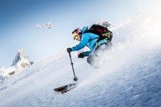 Andrzej Bargiel jako pierwszy człowiek w historii zjechał na nartach z K2.