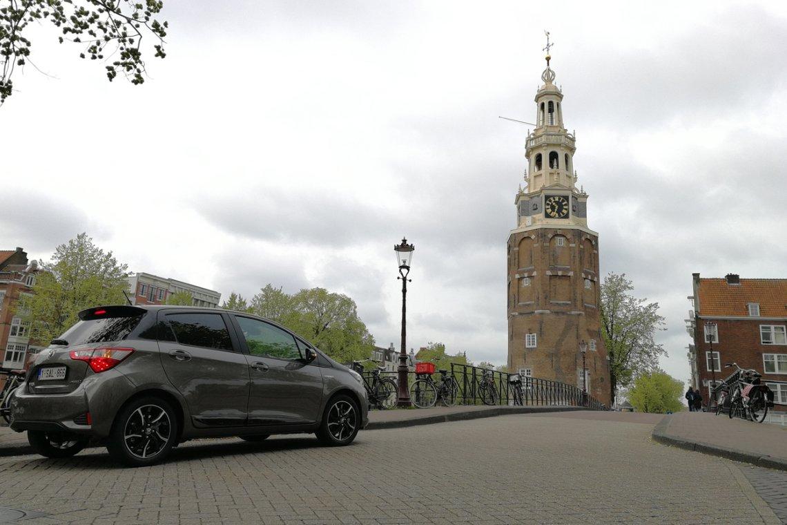Toyota Yaris przeszła gruntowny lifting, który kosztował 90 mln euro.