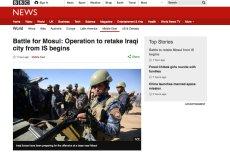 Pilne! Rozpoczęła się wielka operacja sił Irackich na Mosul. Miasto pozostaje w rękach IS od czerwca 2014 roku