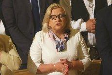 Beata Kempa udała się w niedzielę do Oleśnicy, gdzie wychwalała miejscowego proboszcza.