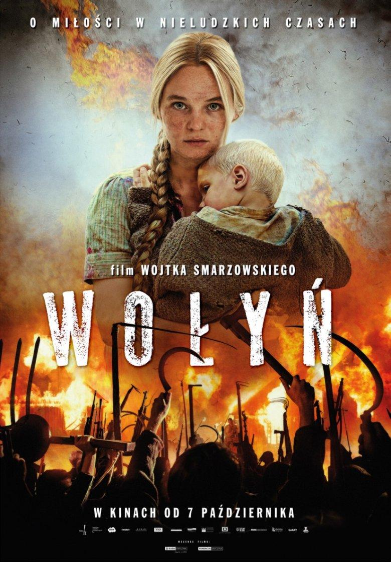 """Plakat filmu """"Wołyń"""", reż. Wojciech Smarzowski"""