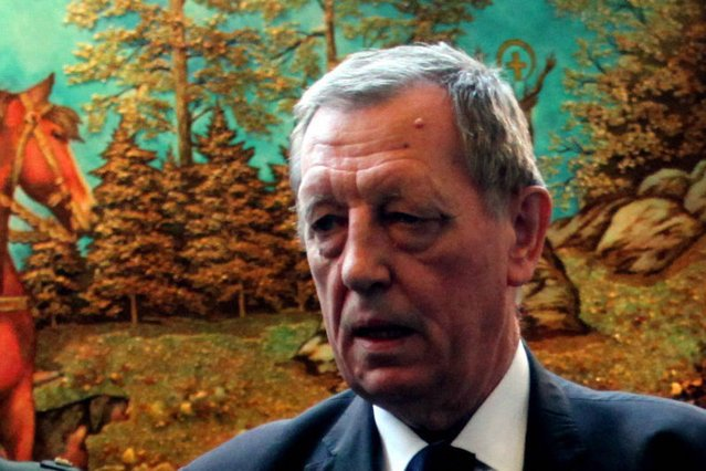 Minister Szyszko chroni środowisko tak, że wióry lecą.