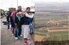 Wieś Sulistrowiczki nie chce uchodźców