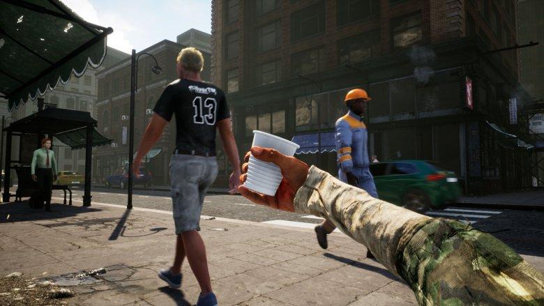 """W grze """"Bum Simulator"""" wcielamy się w rolę... bezdomnego"""
