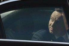 Prezydencką limuzynę BMW uszkodzono podczas eksperymentu związanego ze śledztwem ws. pękniętej opony w aucie wiozącym Andrzeja Dudę w marcu 2016 roku.