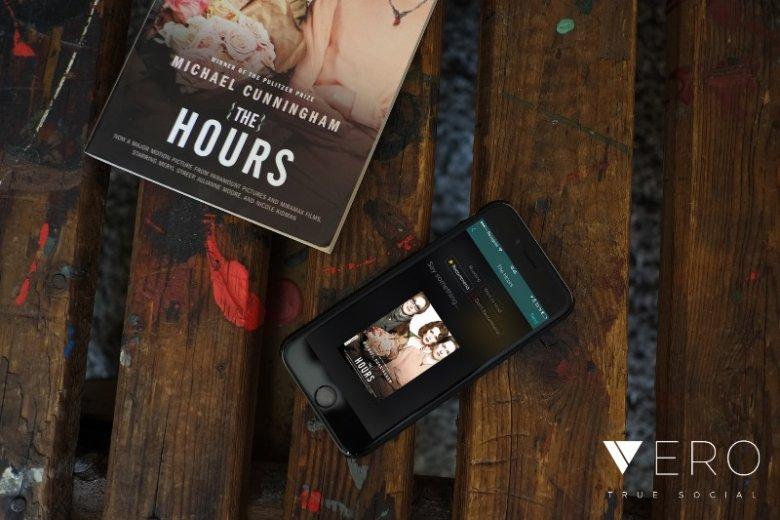Jeśli spodoba ci się książka, polecona przez znajomego na Vero - będziesz mógł kupić ją za pośrednictwem aplikacji.