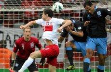 Mecz Polska - Anglia na Narodowym. To było dobre spotkanie w naszym wykonaniu.