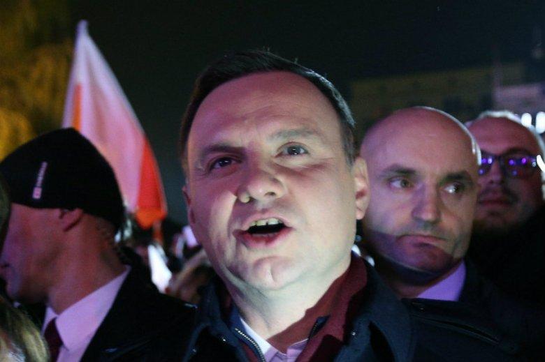 Andrzej Duda powinien wystartować w wyborach prezydenckich? Polscy wyborcy uważają, że tak.