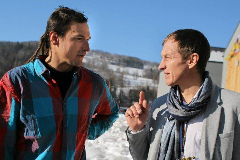 Wygląda na to, że wyprawa na K2 nie idzie tak, jak chciałby tego Denis Urubko.