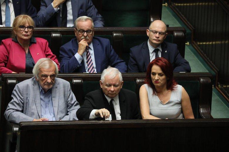 """W przyszłym tygodniu może odbyć się jeszcze jedno posiedzenie """"starego"""" Sejmu."""