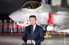 MON wreszcie komentuje kontrowersje wokół niekorzystnego dla Polski zakupu myśliwców F-35. Rząd PiS zapłaci Amerykanom 4,6 mld dolarów, ale Polacy dostaną tylko krótki serwis i nie mogą liczyć na offset.