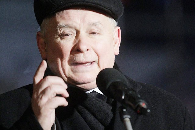 """Kiedyś był """"gorszy sort"""", dziś są """"nowi barbarzyńcy"""". Jarosław Kaczyński ma nowe określenie na politycznych przeciwników. Padło ono w liście do uczestników zjazdu klubów """"Gazety Polskiej"""" w Spale."""