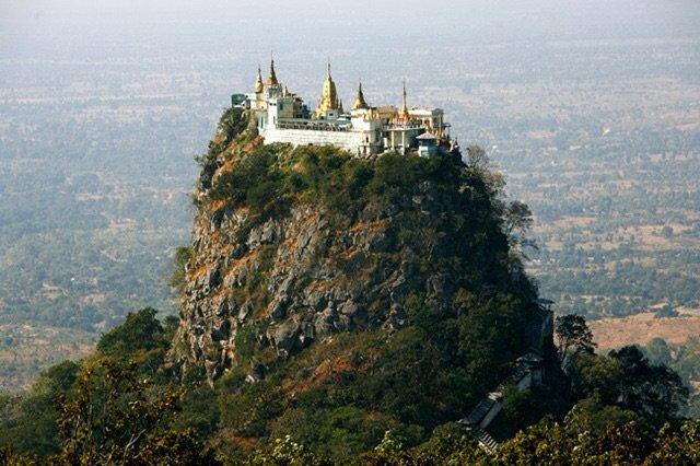 Mount Popa/Birma