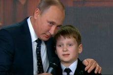 Władimir Putin postanowił pożartować z młodymi Rosjanami o geografii. I oznajmił, że Rosja nie przejmuje się granicami...