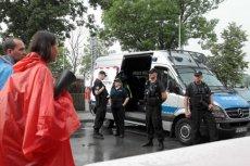 Policjanci w Krakowie zatrzymali... szefa ochrony prezydenta Panamy.