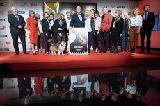 Podczas ogłoszenia nominacji do nagród Polskiej Akademii Filmowej doszło do wpadki.