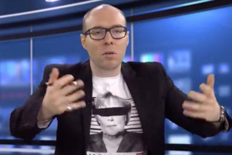 Marcin Rola znów obraża uczestniczki czarnego protestu.