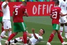 Pepe zasymulował faul w trakcie meczu z Maroko. Wideo już obiegło cały świat