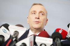 Przewodniczący PO Grzegorz Schetyna odpowiedział na pytania zadane opozycji przez PiS.