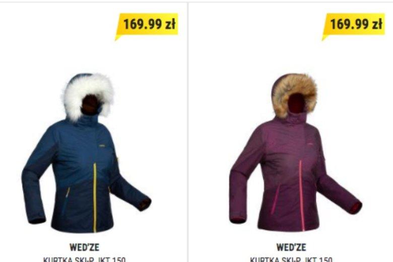 Tego typu kurtki chronią przed deszczem czy wiatrem