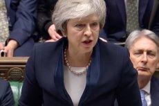 Już w środę może być głosowane wotum nieufności wobec premier Theresy May.