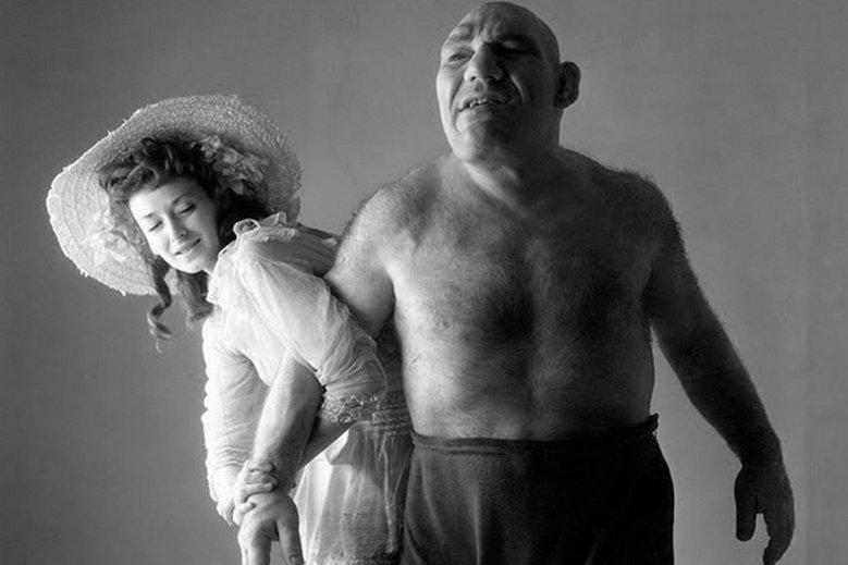 Maurice Tillet uchodzi za pierwowzór postaci Shreka. Chorował na akromegalię.