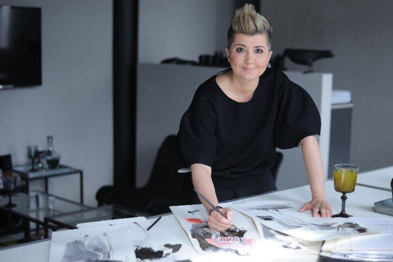 Lidia Kalita to jedna z najbardziej cenionych projektantek w kraju. Jej kreacje często wybierają gwiazdy