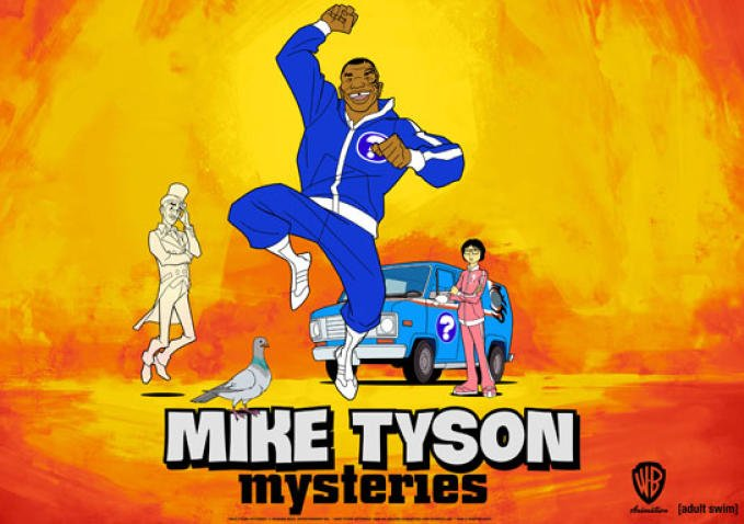 """""""Mike Tyson mysteries"""" - serial animowany od Adult Swim"""