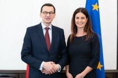Danuta Dmowska-Andrzejuk zostala nową minister sportu.