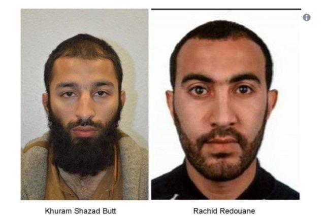 Brytyjska policja ujawniła dane zamachowców z Londynu.