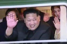 Kim Dzong-Un podróżuje pociągiem do Wietnamu, gdzie spotka się z prezydentem USA Donaldem Trumpem.