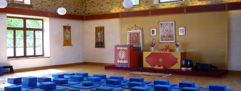 sala medytacyjna