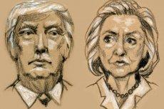 Trump czy Clinton? Na kogo byś głosował?
