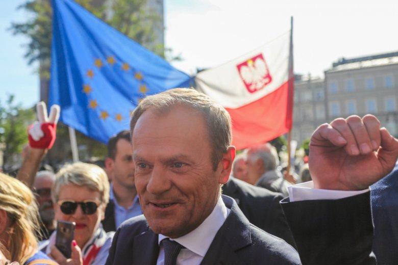 Donald Tusk wygłosi wykład z okazji Święta Trzeciego Maja. Będzie mówił o nadziei, Konstytucji i odpowiedzialności.