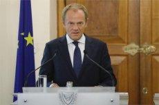 Donald Tusk skrytykował atak Turcji na Syrię.