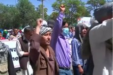 Demonstranci w Kabulu domagali się podłączenia prądu. Wtedy nastąpił wybuch.